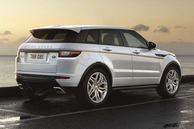 2016 Land Rover Range Rover Evoque: New Car Review featured image large thumb2