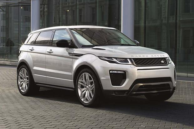 2016 Land Rover Range Rover Evoque: New Car Review featured image large thumb3