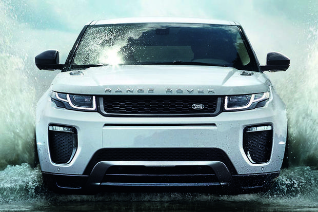 2017 Land Rover Range Rover Evoque: New Car Review featured image large thumb0