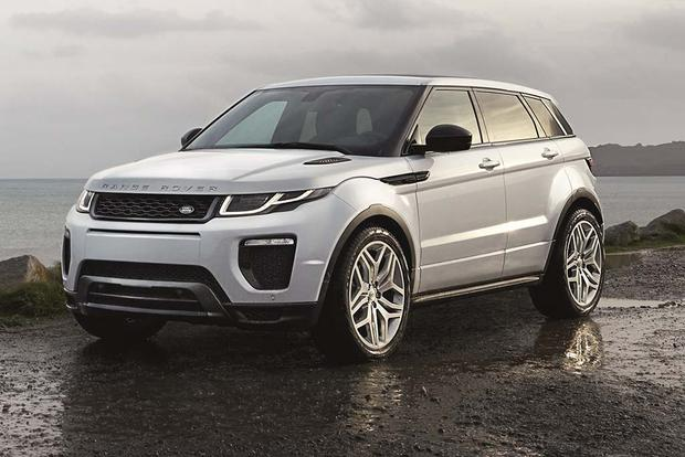 2017 Land Rover Range Rover Evoque: New Car Review featured image large thumb2