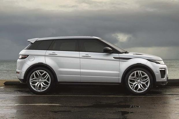 2017 Land Rover Range Rover Evoque: New Car Review featured image large thumb4