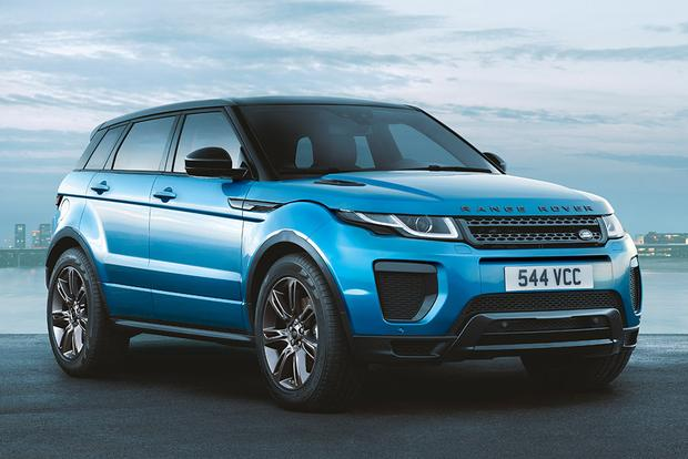 2018 Land Rover Range Rover Evoque: New Car Review featured image large thumb0