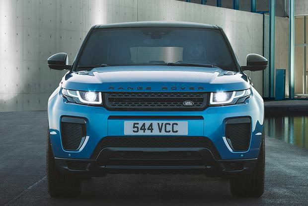 2018 Land Rover Range Rover Evoque: New Car Review featured image large thumb2