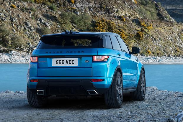 2018 Land Rover Range Rover Evoque: New Car Review featured image large thumb5
