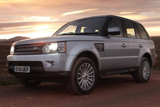 2012 Land Rover Range Rover Sport: Real-World Test featured image large thumb1