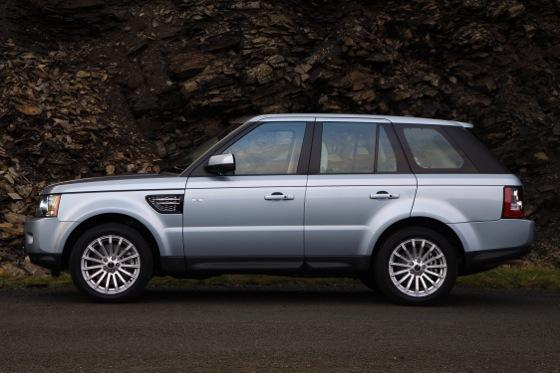 2012 Land Rover Range Rover Sport: Real-World Test featured image large thumb2