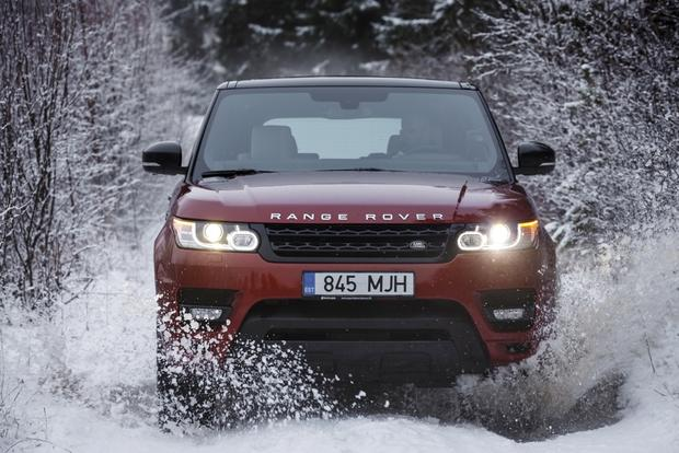 2014 Land Rover Range Rover Sport: New Car Review featured image large thumb0