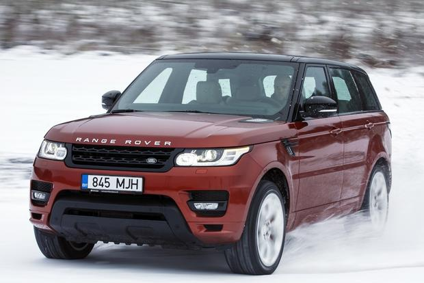 2014 Land Rover Range Rover Sport: New Car Review featured image large thumb1
