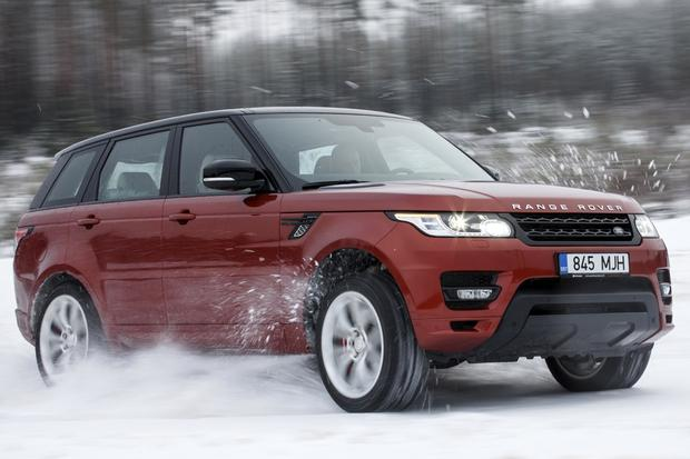 2014 Land Rover Range Rover Sport: New Car Review featured image large thumb2