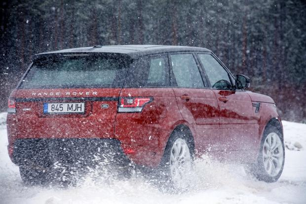 2014 Land Rover Range Rover Sport: New Car Review featured image large thumb3