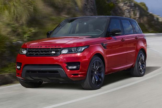 2016 Land Rover Range Rover Sport: New Car Review