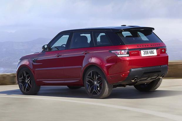2016 Land Rover Range Rover Sport New Car Review Autotrader