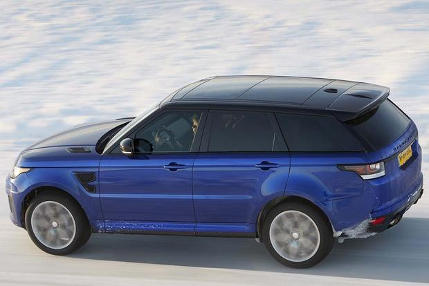 2016 Land Rover Range Rover Sport: New Car Review featured image large thumb4