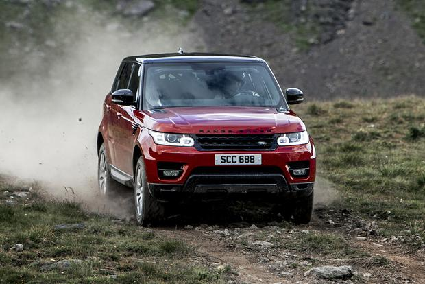 2012 Land Rover Range Rover Sport New Car Review  Autotrader
