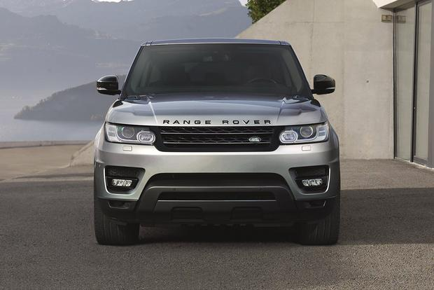 2017 Land Rover Range Rover Sport: New Car Review featured image large thumb2