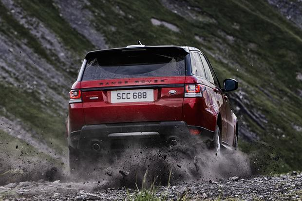 2017 Land Rover Range Rover Sport: New Car Review featured image large thumb3