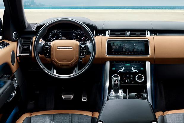 2018 Range Rover Velar Vs 2018 Range Rover Sport What S The