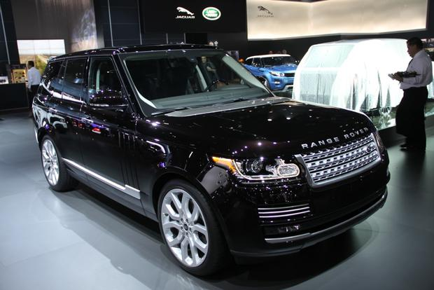 2013 Land Rover Range Rover: LA Auto Show featured image large thumb0
