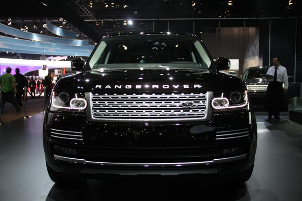 2013 Land Rover Range Rover: LA Auto Show featured image large thumb1