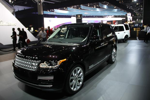 2013 Land Rover Range Rover: LA Auto Show featured image large thumb2