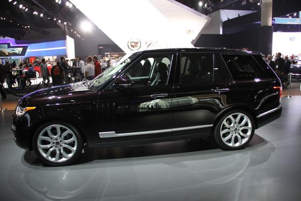 2013 Land Rover Range Rover: LA Auto Show featured image large thumb3