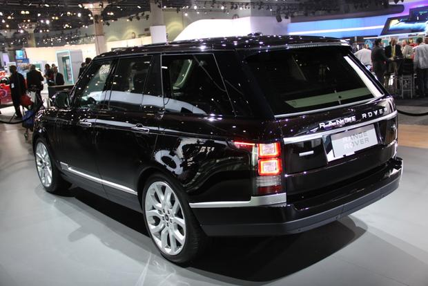 2013 Land Rover Range Rover: LA Auto Show featured image large thumb4