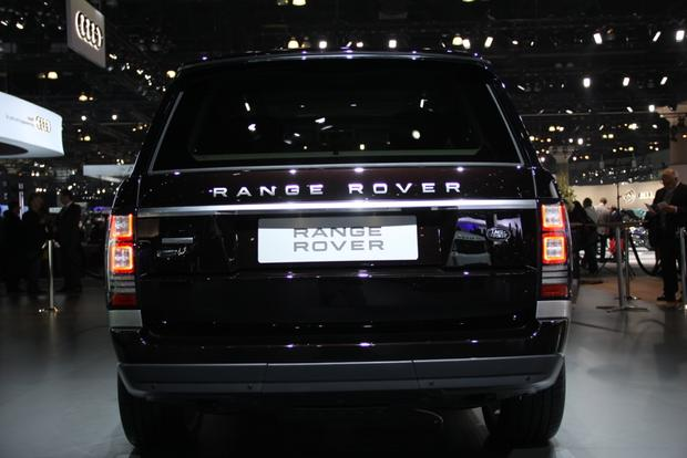 2013 Land Rover Range Rover: LA Auto Show featured image large thumb5