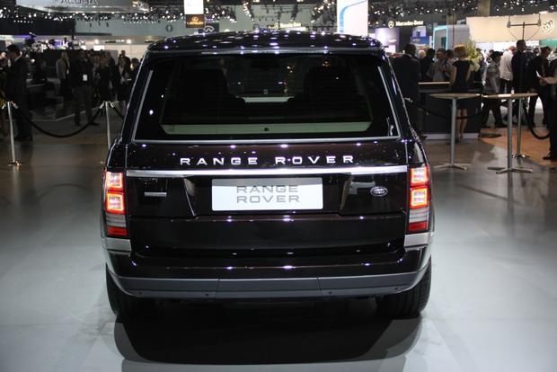 2013 Land Rover Range Rover: LA Auto Show featured image large thumb6