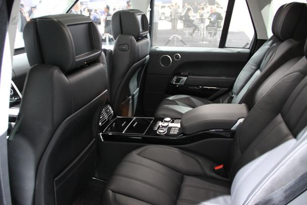 2013 Land Rover Range Rover: LA Auto Show featured image large thumb7