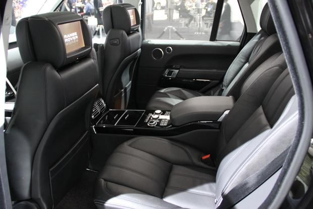 2013 Land Rover Range Rover: LA Auto Show featured image large thumb8