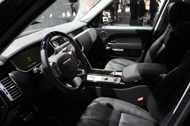 2013 Land Rover Range Rover: LA Auto Show featured image large thumb9