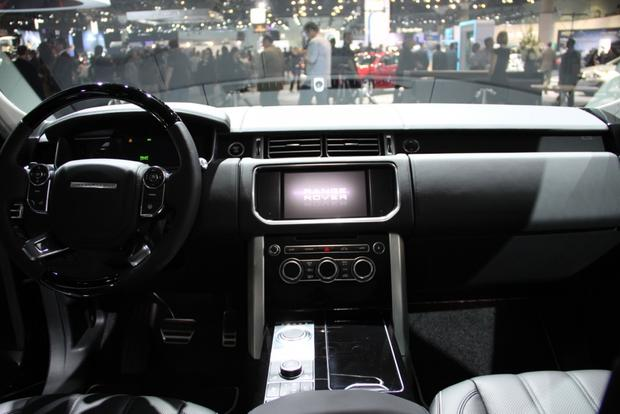 2013 Land Rover Range Rover: LA Auto Show featured image large thumb11