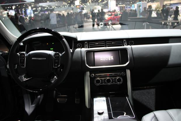 2013 Land Rover Range Rover: LA Auto Show featured image large thumb12
