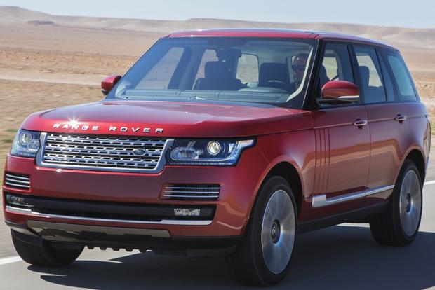 2013 Land Rover Range Rover: New Car Review featured image large thumb0