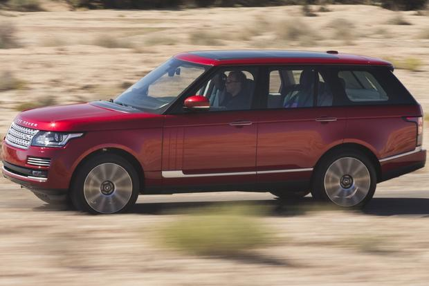 2013 Land Rover Range Rover: New Car Review featured image large thumb1