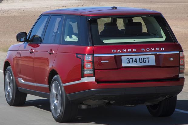 2013 Land Rover Range Rover: New Car Review featured image large thumb2