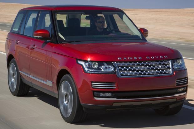 2013 Land Rover Range Rover: New Car Review featured image large thumb3