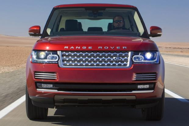 2013 Land Rover Range Rover: New Car Review featured image large thumb4