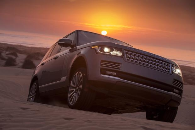2013 Land Rover Range Rover First Drive featured image large thumb0