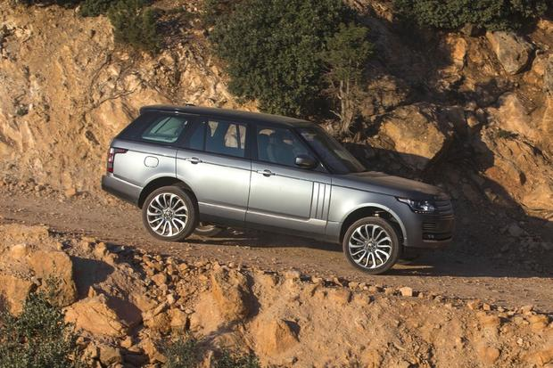 2013 Land Rover Range Rover First Drive featured image large thumb2
