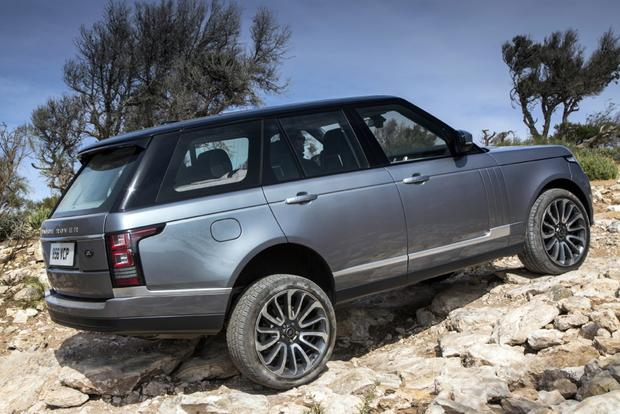 2013 Land Rover Range Rover First Drive featured image large thumb6