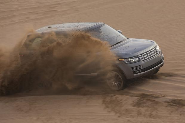 2013 Land Rover Range Rover First Drive featured image large thumb7