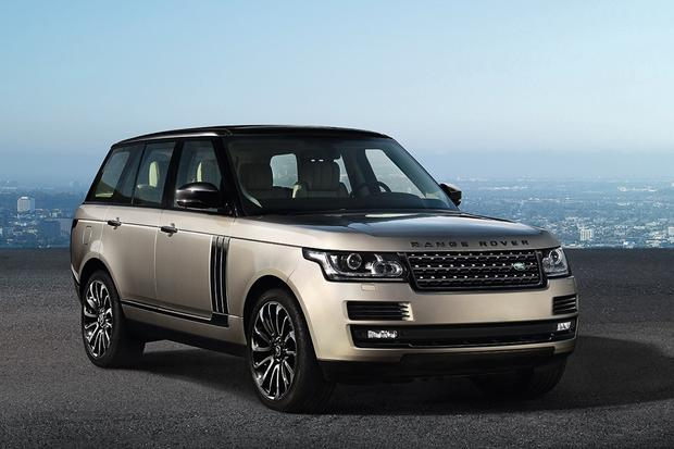 2014 Land Rover Range Rover: New Car Review - Autotrader