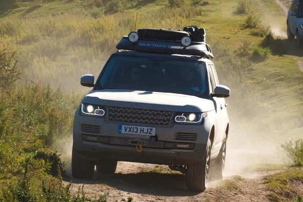2014 Land Rover Range Rover: New Car Review featured image large thumb4