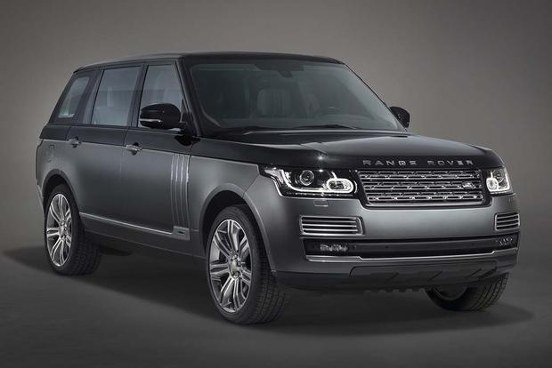 2016 Land Rover Range Rover: New Car Review - Autotrader