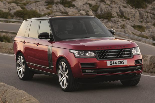 2017 Land Rover Range Rover: New Car Review featured image large thumb0