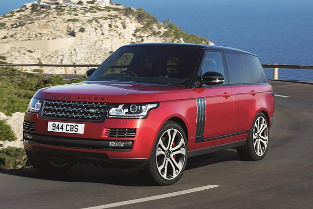 2017 Land Rover Range Rover: New Car Review featured image large thumb1