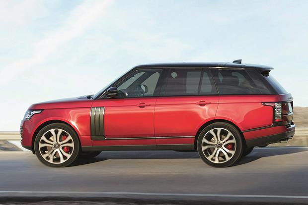 2017 Land Rover Range Rover: New Car Review featured image large thumb2