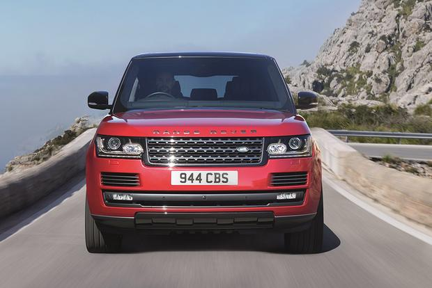 2017 Land Rover Range Rover: New Car Review featured image large thumb3