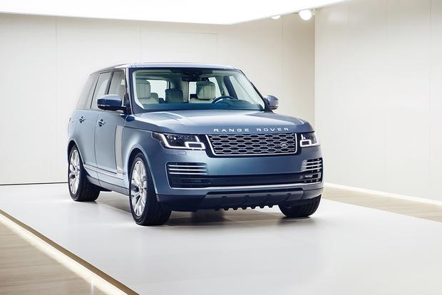 2018 Land Rover Range Rover: New Car Review featured image large thumb1
